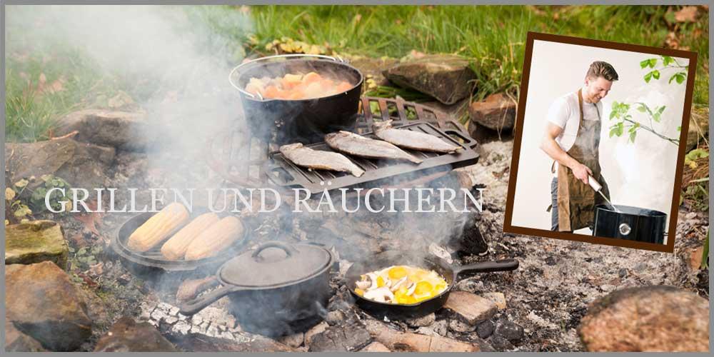 _Grillen und Räuchern