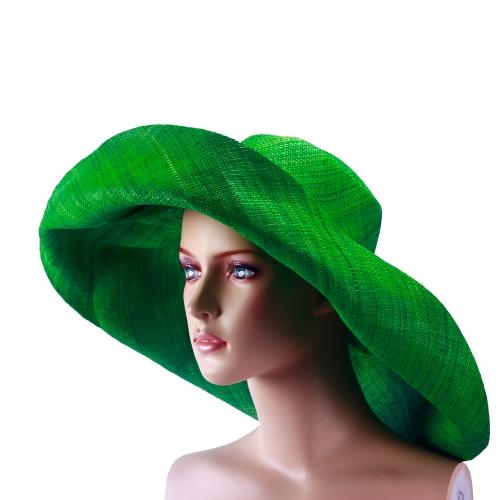 Amélie in grün