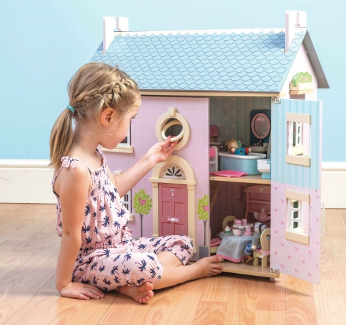 Puppenhaus - Lorbeerbaum