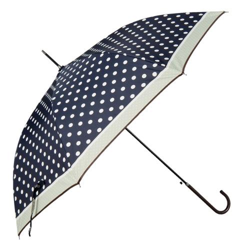 Regenschirm mit Punkten