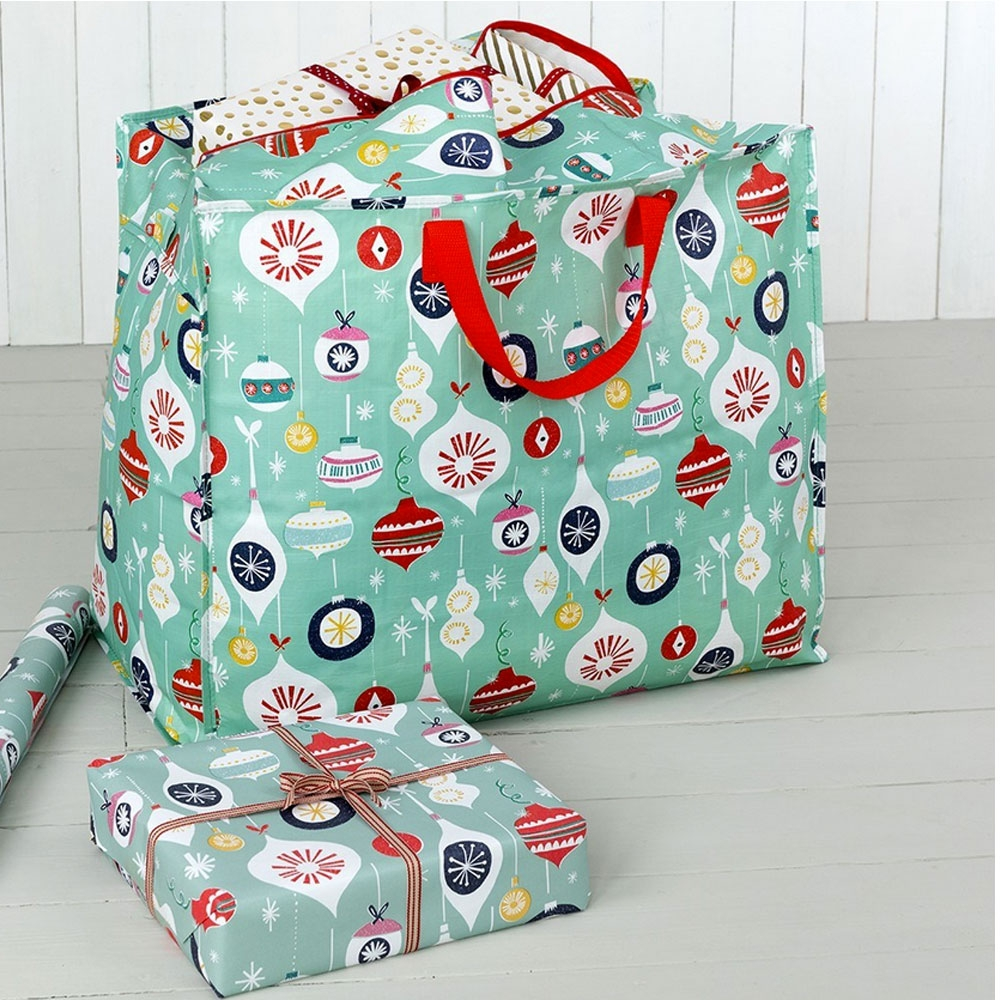 Weihnachtskugeln Xxl.Xxl Tasche Weihnachtskugeln