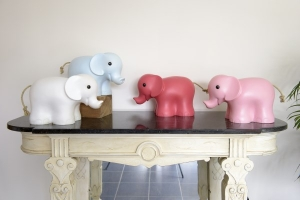 Elefantenlampe