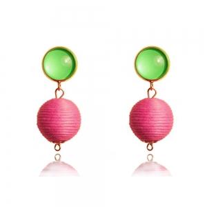 Pink-Grün