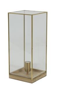 Glastischlampe - Askjer