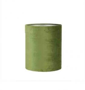 olivgrüner Zylinder