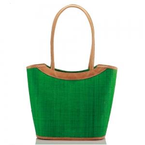Tasche - Leuchtendes Grün