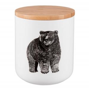 Vorratsgefäß - Bär
