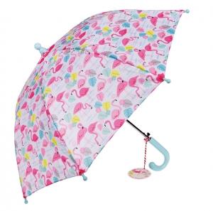 Regenschirm - Flamingo