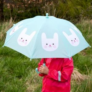 Regenschirm - Hase