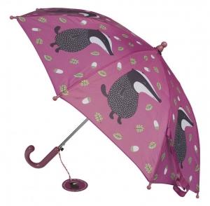 Regenschirm - Igel