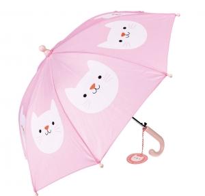 Regenschirm - Katze