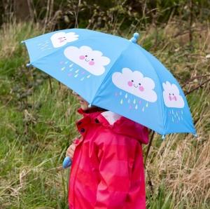 Regenschirm - Wolke