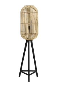 Rattan - Stehlampe Tibana