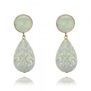 Mint und Lavendel