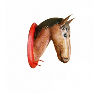 Pferd - Garderobe