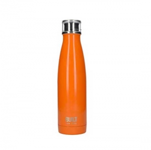 Thermosflasche in orange