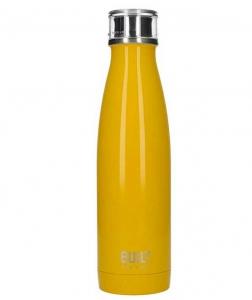 Thermosflasche gelb