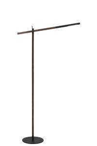 Stehlampe Minimali aus Holz