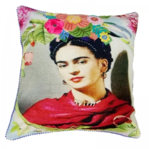 Frida Kahlo aus Druck