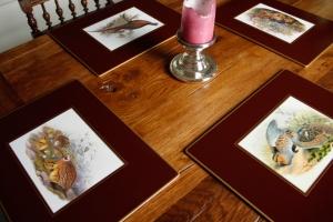Birds - Tischset