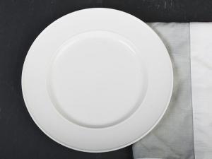 Frühstücksteller - White