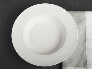 Suppenteller - White