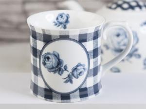 Vichy Becher Rose - Indigo