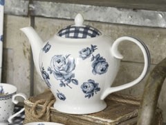 Teekanne - Indigo