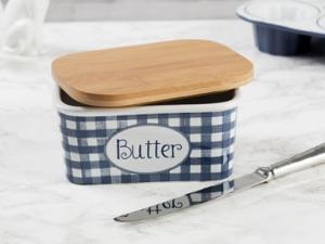 Butterfäßchen - Indigo