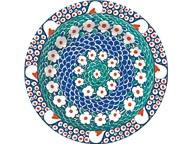 Blütenblatt - Teller