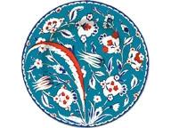 Granatapfel - Teller