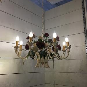 Kanne - Verrückte Blumen