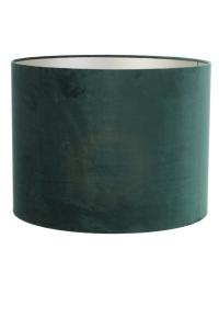 Zylinderförmiger Schirm in dunkelgrün (verschiedene Größen)
