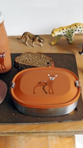 Lunchbox mit Bambi