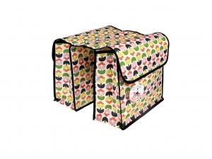 Tulpige Gepäckträgertasche