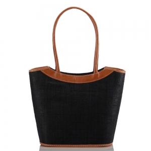 Tasche Valy in schwarz