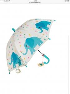 Elefantenschirm