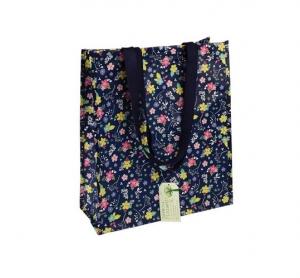 Einkaufstasche - Flower Power