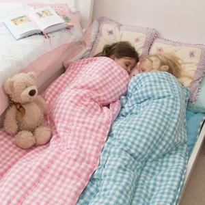 Schlafsack in verschiedenen Farben für Kinder