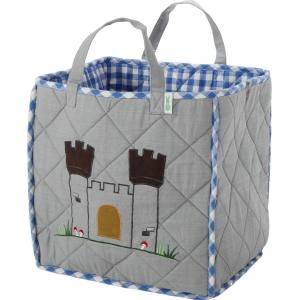 Spielzeugtasche für den echten Ritter